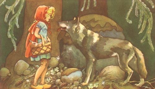 Illustrations to Fairy Tales (80 работ) (1 часть)