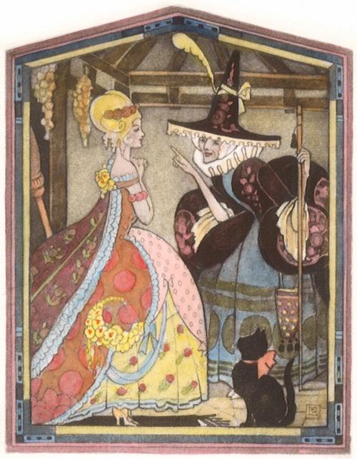 Illustrations to Fairy Tales (80 работ) (1 часть)