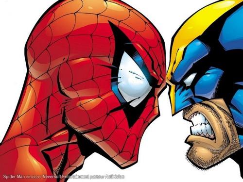 The Art of Marvel Comix (349 работ)