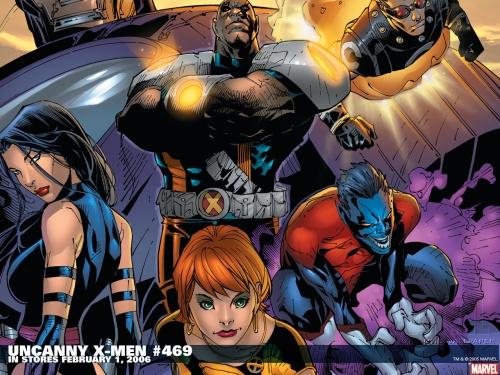 Marvel Universe (500 работ)