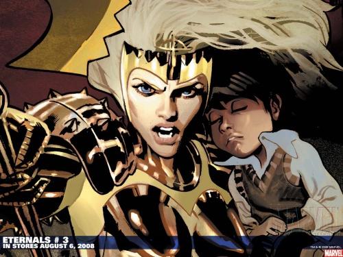 Marvel Comix Wallpapers (316 работ) (1 часть)