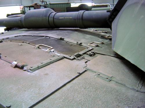 Американский основной танк M1A1 Abrams (72 фото)