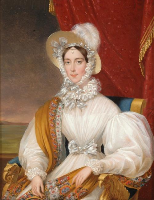 Австрийский художник Johann Nepomuk Ender (1793-1854) (48 работ)