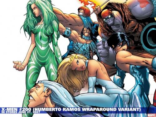 Marvel Comix Wallpapers (268 работ) (2 часть)