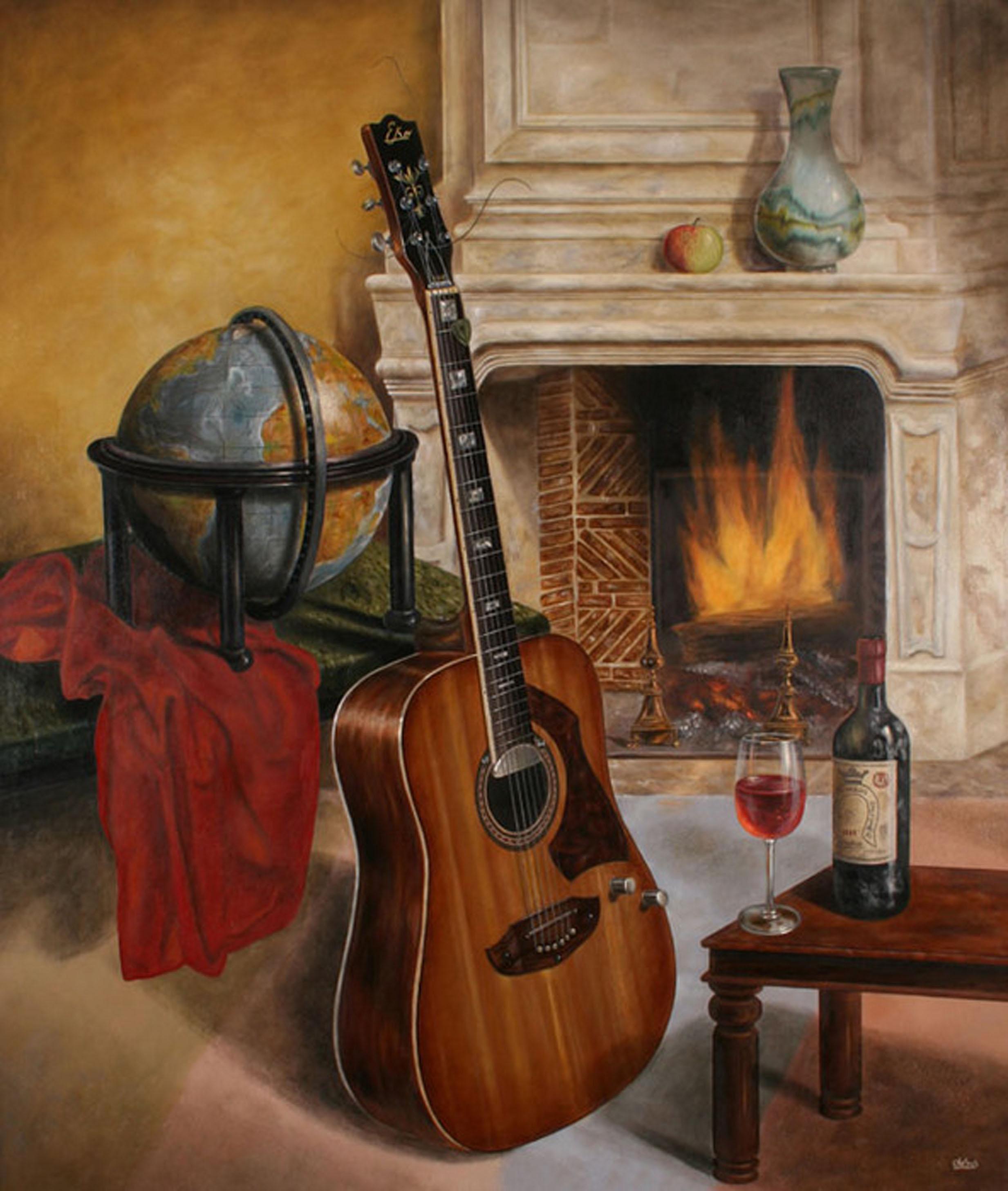Поздравление с днем учителя на гитаре