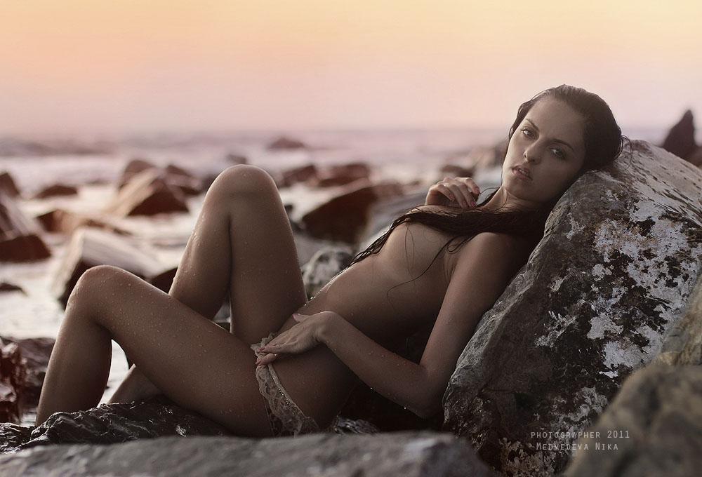 юлия ефременкова фото ню