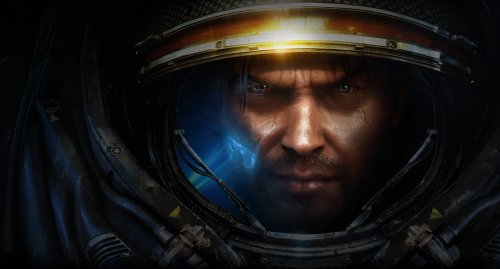The Art of Starcraft 2 (57 работ)