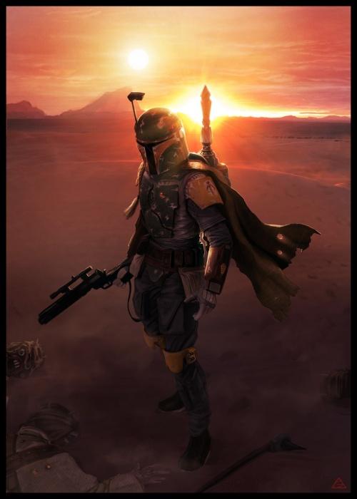 Star Wars Concept Art (106 работ)
