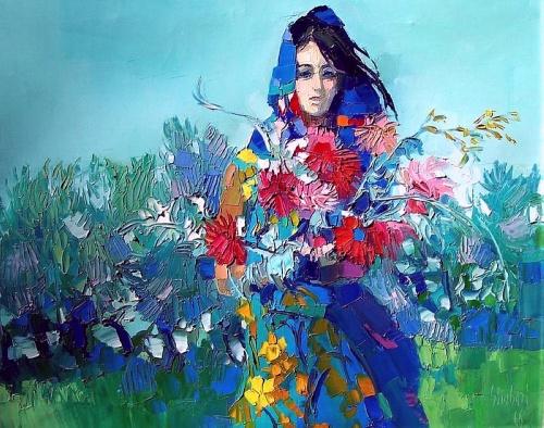 Живопись - Творчество Никола Симбари (120 работ)