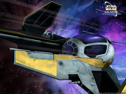 Star Wars - Galaxies (trading card game) (97 работ)