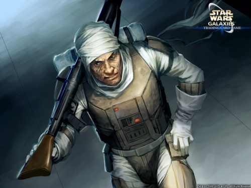 Star Wars - Galaxies (trading card game) (97 работ)
