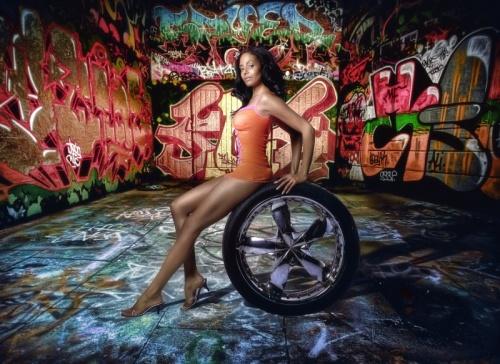 Креативные фотоработы от Alex Big (96 фото) (эротика)