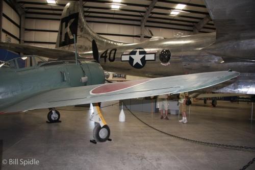 Японский истребитель Nakajima Ki-43 IIb Hayabusa (Oscar) (47 фото)