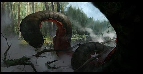CG-художник Slawomir Maniak (75 работ)