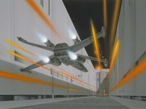 Star Wars - Films Artwork (129 работ)