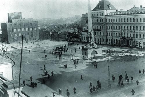 Москва 30-х прошлого века (38 фото)