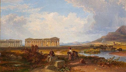 Английский живописец Penry Williams (1798 - 1885) (48 работ)