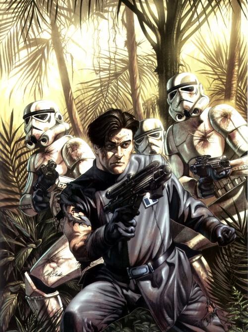 The Art of Star Wars - Dibujo a Dibujo (187 работ)