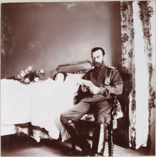 Редкие фото семьи Романовых (35 фото)
