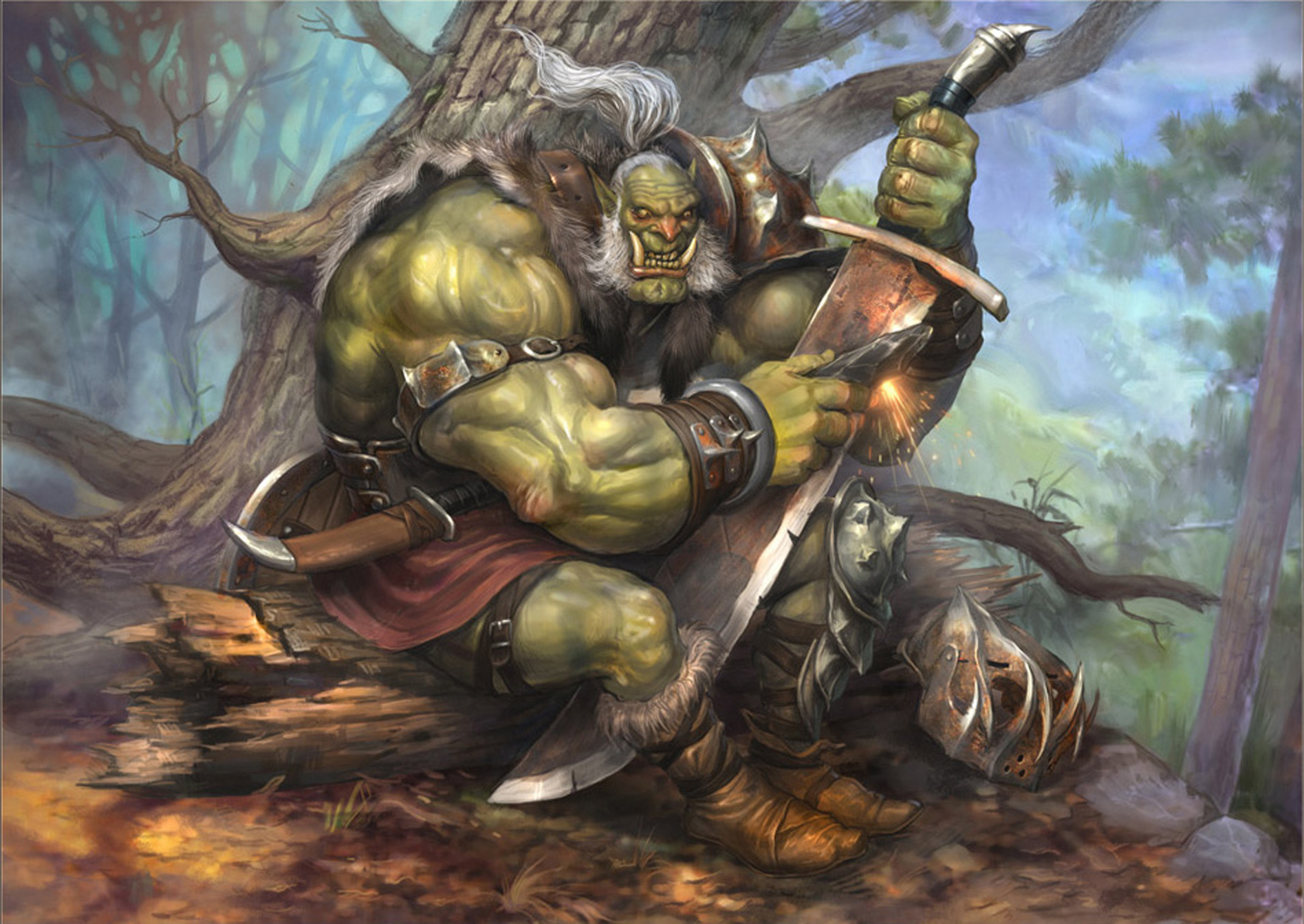 Orc art erotica photos
