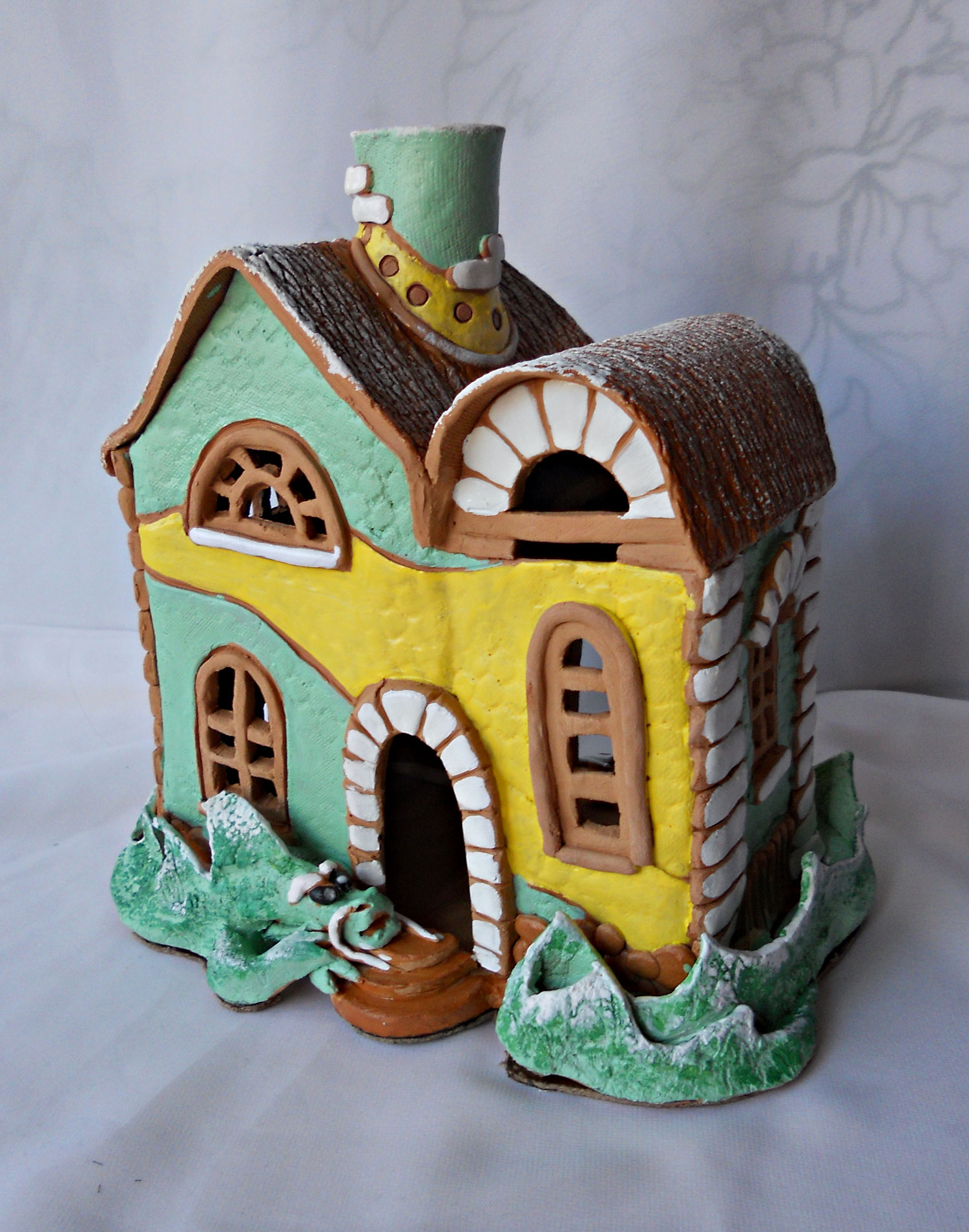 Дом мастеров поделка