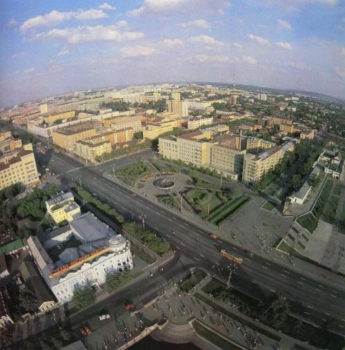 Свердловск 1968-1979 годов (17 фото)