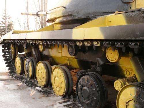 Советский основной боевой танк Т-64 (24 фото)