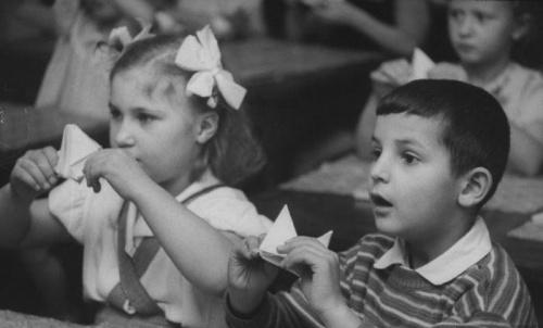 Советский детсад (17 фото)