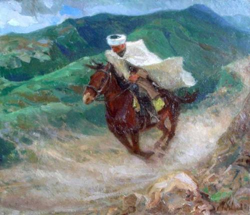 Русская живопись - подборка работ Русских художников (26 работ)