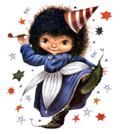 Персонаж волшебных сказок Victoria Plum (130 работ)
