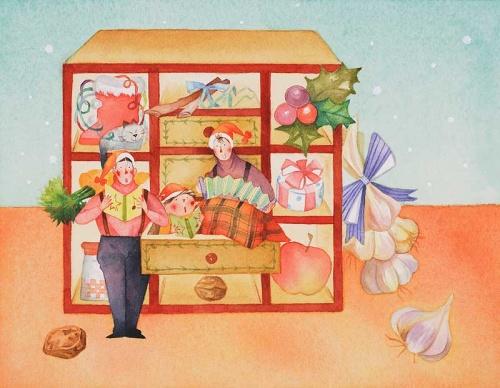 Японский художник Toshiko Tazaki (88 работ)