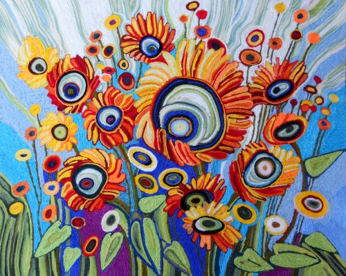 Солнечные дни (154 работ)