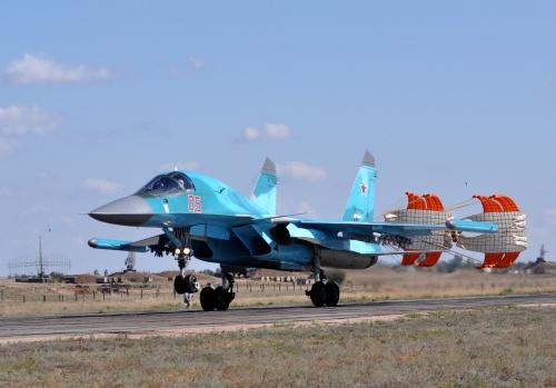 Су-34 на учениях «БОЕВОЕ СОДРУЖЕСТВО-2011» (25 фото)