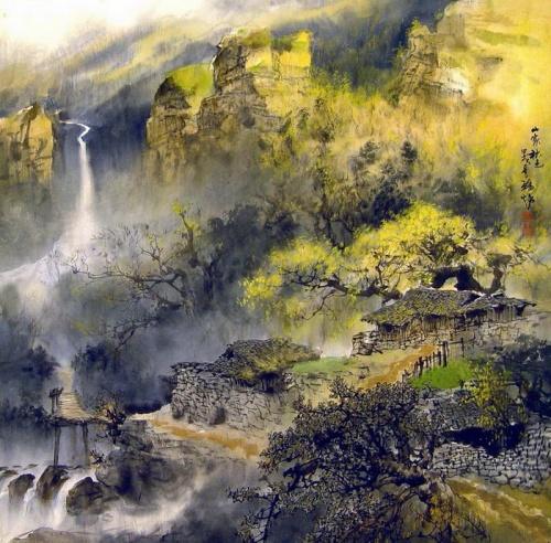 Художник Zhao Wuchao (41 работ)