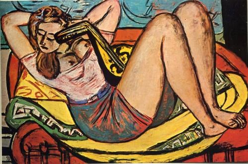 Экспрессионизм - Творчество Макса Бекмана (218 работ)