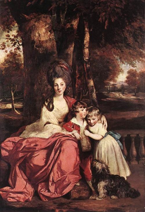 Artworks by Joshua Reynolds (150 работ) (2 часть)