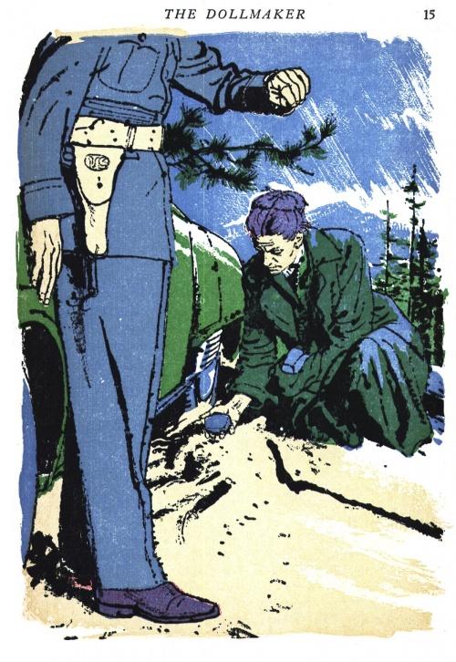 Художник - иллюстратор Austin Briggs (93 работ)