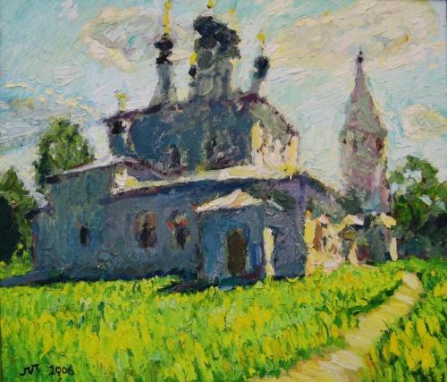 Живопись - Творчество Пётр Петяев (92 работ) (1 часть)