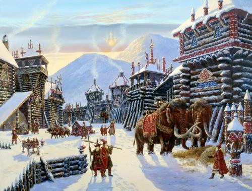 Русские художники - Всеволод Борисович Иванов (64 работ)