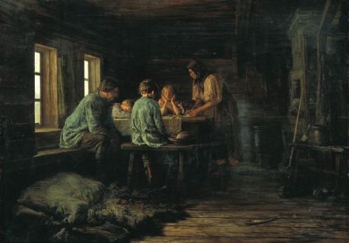 Русские художники - Максимов Василий Максимович (47 работ)