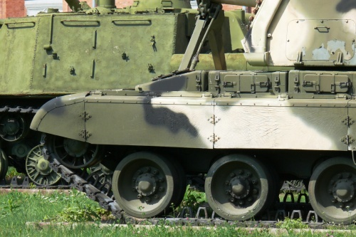 """САУ 2С19 """"Мста-С"""" (27 фото)"""