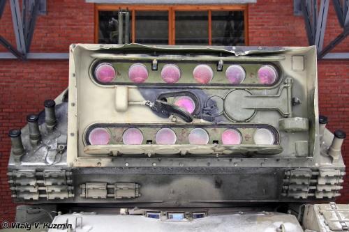 Самоходный лазерный комплекс 1К17 Сжатие (18 фото)