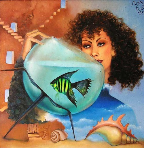 Artist Liza Ray (53 работ)