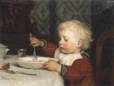 Художник Albert Anker (1831-1910) (254 работ)