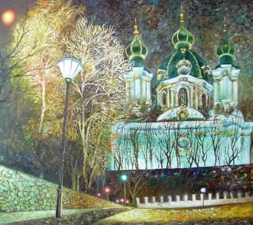 Художник Александр Раскольников (46 работ)