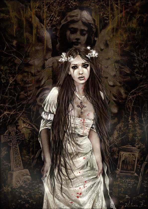 Картины Крис Ортега (Cris Ortega)