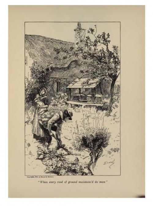 Edwin Austin Abbey (1852-1911) (37 работ) (6 часть)