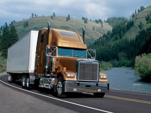 Freightliner - американский производитель грузовых автомобилей (135 фото) (2 часть)