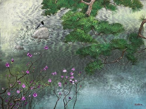 Artworks by Chung Soo Youn (16 работ)