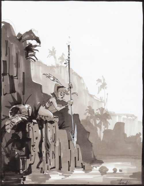 Artworks by Craig Harris (217 работ)